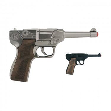 124/0 Игрушечный пистолет Gonher 8 пистонов