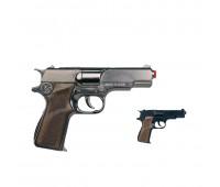 125/0 Игрушечный пистолет Gonher 8 пистонов