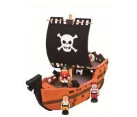 Конструктор Bebox Пиратский корабль