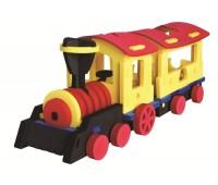 Конструктор Bebox Экспресс-поезд