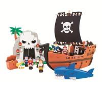 Конструктор Bebox Приключения пиратов