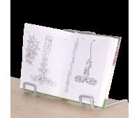 ПК.01 Подставка для книг металлическая