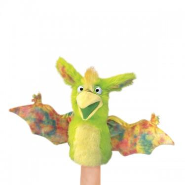 Птица-монстр игрушка мягкая 41см