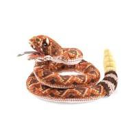 Гремучая змея мягкая игрушка 90см