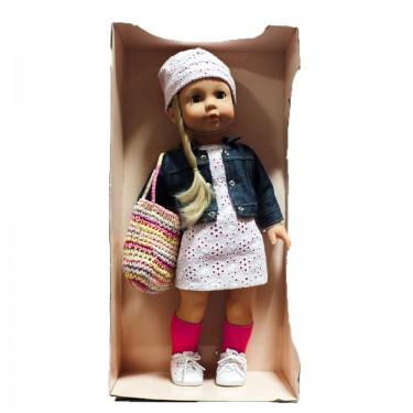1490366 Кукла Джессика в шапочке, мягконабивная