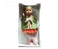 1566028 Кукла Анна «Лесная прогулка»