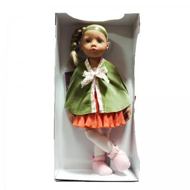 Кукла Анна «Лесная прогулка»