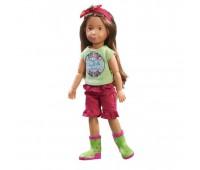 0126847 Кукла София Kruselings садовница, 23 см
