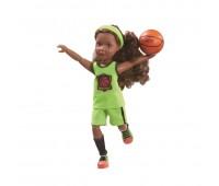 0126849 Кукла Джой Kruselings баскетболистка, 23 см