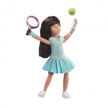 0126851 Кукла Луна Kruselings теннисистка, 23 см