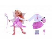 0126824 Кукла Вера Kruselings, 23 см (Делюкс набор)