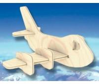 Сборная деревянная модель Реактивный самолет (Б 32)