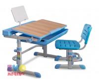 Комплект мебели (столик + стульчик) Mealux EVO-04