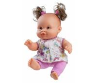 00116 Кукла пупс Ирина 22см в инд.упаковке в зимней одежде