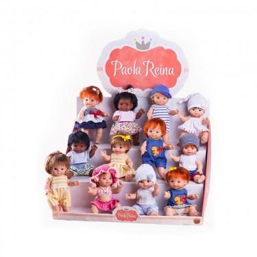00700 Куклы-пупсы (поштучно)