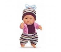 01115 Пупс Лукас, мальчик в зимней одежде