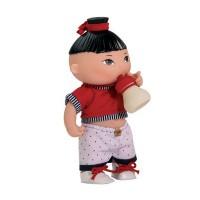 Кукла-пупс с бутылочкой Гайдо
