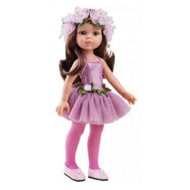 04446 Кукла Кэрол балерина, 32 см НОВИНКА 2018 ГОДА