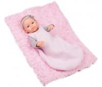 05108 Кукла Бэби в конверте с ковриком