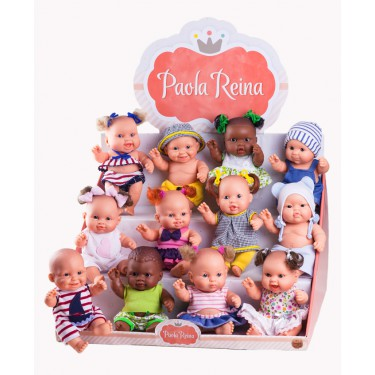12001 Куклы-пупсы (поштучно)