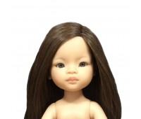 Кукла Мали без одежды