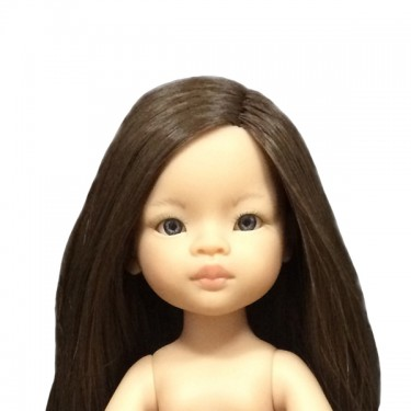 14766 Кукла Мали  без одежды