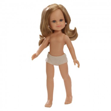 14790 Кукла Клеопатра без одежды