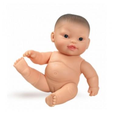 31011 Кукла-пупс без одежды, девочка, азиатка