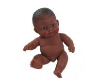 31012 Кукла-пупс без одежды мальчик, мулат