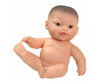 31014 Кукла-пупс без одежды, мальчик, азиат