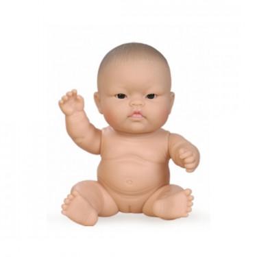 31017 Кукла-пупс без одежды , девочка, азиатка