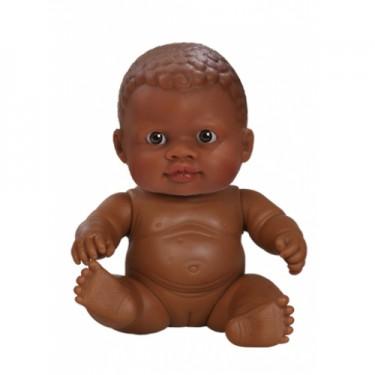 31018 Кукла-пупс без одежды, девочка, мулатка