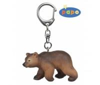 Брелок Детеныш бурого медведя