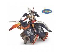 36000 Дракон воин и лошадь