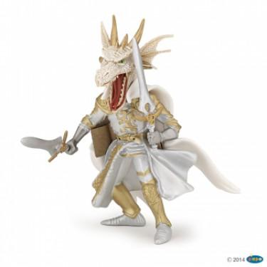 Белый человек дракон