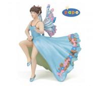 38828 Эльфа-наездница голубая
