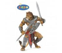 38945 Человек-лев