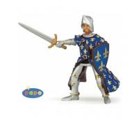 39253 Принц Филипп синий