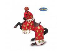 39257 Конь Принца Филиппа красный
