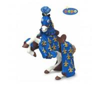 39258 Конь Принца Филиппа синий