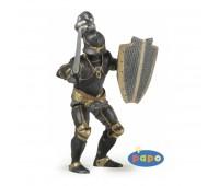 39275 Рыцарь в доспехах черный