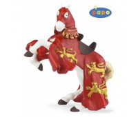39340 Конь короля Ричарда красный