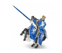 39389 Конь короля драконов синий