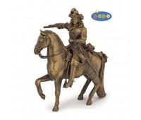 Людовик XIV на коне
