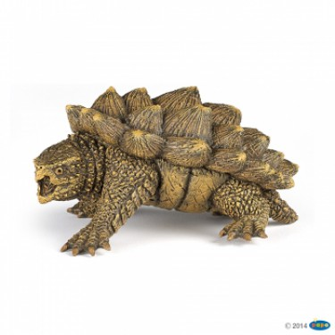 Аллигаторовая водная черепаха