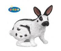 51025 Пегий кролик