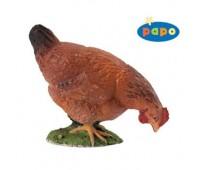 Рябая курица