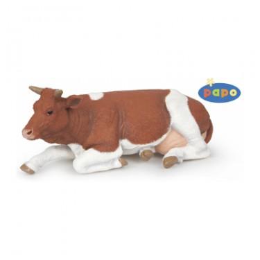 51151 Пасущаяся симментальская корова