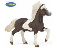 51541 Гнедая исландская лошадь