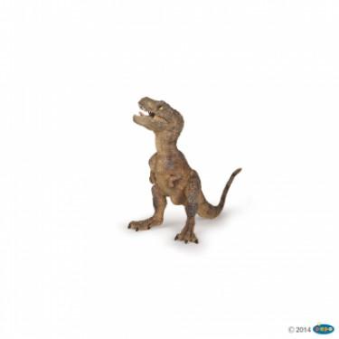 Коричневый детеныш динозавра Рекса